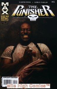 PUNISHER MAX (2004 Series) #51 Near Mint Comics Book