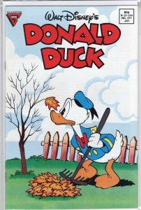 Donald Duck #277 (1990) JW321