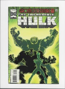 The Incredible Hulk #439 (1996) VF 8.0 Maestro!!