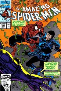 Amazing Spider-Man (1963 series) #349, VF+ (Stock photo)