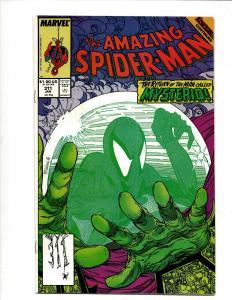 Amazing Spider-Man # 311 NM- Marvel Comic Book Venom Todd McFarlane DS4