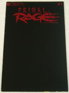 Primal Rage #1A FN; Sirius | save on shipping - details inside