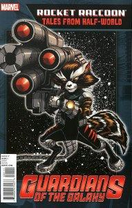 ROCKET RACCOON: TALES FROM HALF-WORLD (2013 Series) #1 Near Mint Comics Book