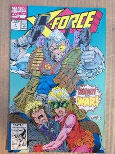 X-Force #7 (1992)