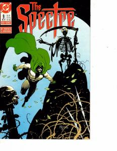 Lot Of 2 Marvel Comic Books The Spectre #5 and #9 Ironman Thor    ON6