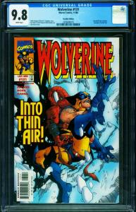 Wolverine #131 CGC 9.8-Recalled edition-Marvel-2006680016