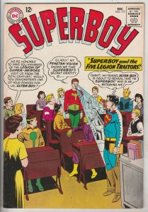 Superboy #117 (Dec-64) VF/NM High-Grade Superboy