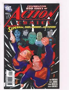 Action Comics # 850 NM 1st Print DC Comic Book 2007 Superman Batman Flash S61