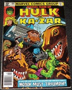 Marvel Team-Up #104 (1981)