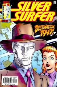 Silver Surfer (1987 series) #129, NM + (Stock photo)