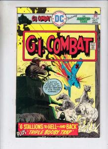 G.I. Combat #183 (Oct-75) VF/NM High-Grade The Haunted Tank