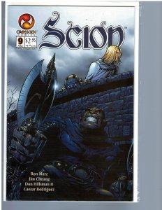 Scion #9 (2001) NM