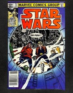 Star Wars #72 (1983)