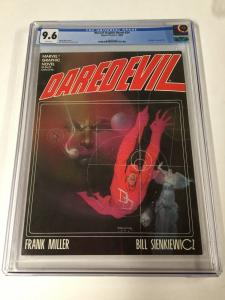 Marvel Graphic Novel 24 Cgc 9.6 White Pages Frank Miller Daredevil