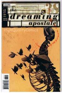 DREAMING #38, NM+, Neil Gaiman, Dave McKean, Vertigo, 1996, more in store