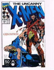 Uncanny X-Men # 276 Marvel Comic Books Hi-Res Scans Modern Age Awesome Issue! S2