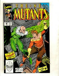 New Mutants # 86 NM- Marvel Comic Book X-Men Wolverine Storm Cyclops Beast GK4