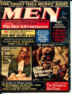 MEN-7/1971-Pussycat-Mob-Nymphs-Sex