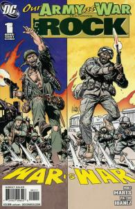 Our Army At War (War One-Shot) #1 VF; DC | save on shipping - details inside