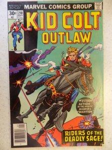 KID COLT # 210