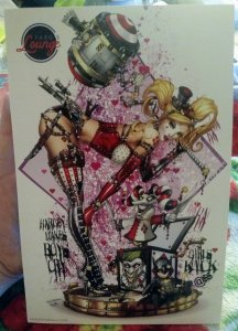 HQ Steampunk Faro's Lounge NM Limited to only 50! Jamie Tyndall Cover A T Dress