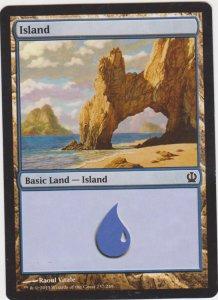 Magic the Gathering: Basic Land - Island