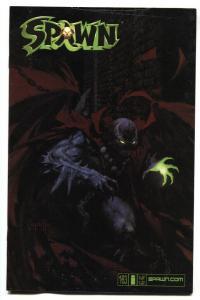 SPAWN #163 2007 Low print run-Image comic book