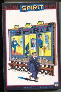 Spirit Archives-Vol.18-Bill Eisner-Sealed-Hardcover