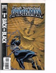 Marvel Comics Friendly Neighborhood Spider-Man #19 Spider-Man Back in Black