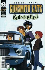 Gunsmith Cats: Kidnapped #4 VF/NM; Dark Horse | save on shipping - details insid