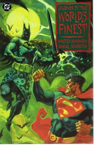 Legends of the World's Finest  Book 3