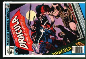 Tomb of Dracula #56 (1977)