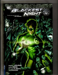 Blackest Night DC Comics Hardcover Graphic Novel Comic Book 1st Print HR8