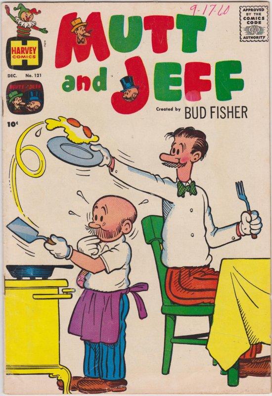 Mutt and Jeff #121