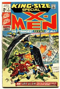 X-Men Annual #2 -1971-Washington DC cover-comic book