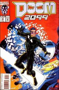 Marvel DOOM 2099 #10 VF+