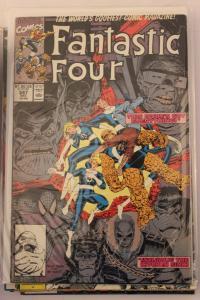 Fantastic Four 347 VF/NM