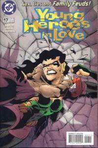 Young Heroes in Love #17 VF/NM; DC | save on shipping - details inside