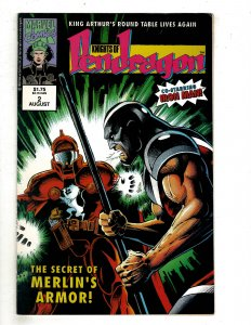 Knights of Pendragon (UK) #2 (1992) YY4