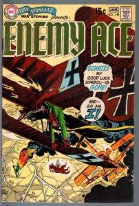 STAR SPANGLED WAR STORIES #148-1970-DC WAR COMIC-BRONZE AGE-FN/VF-ENEM FN/VF
