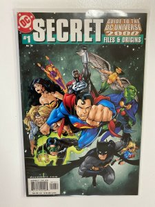 Secret Files and Origins Guide to the DC Universe #1 (2000) 8.0 VF
