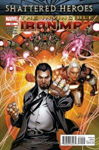 Invincible Iron Man #511 VF/NM; Marvel | save on shipping - details inside