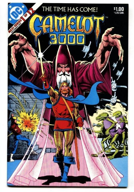 CAMELOT 3000 #1, NM, Sword & Sorcery, DC, 1982, more in store