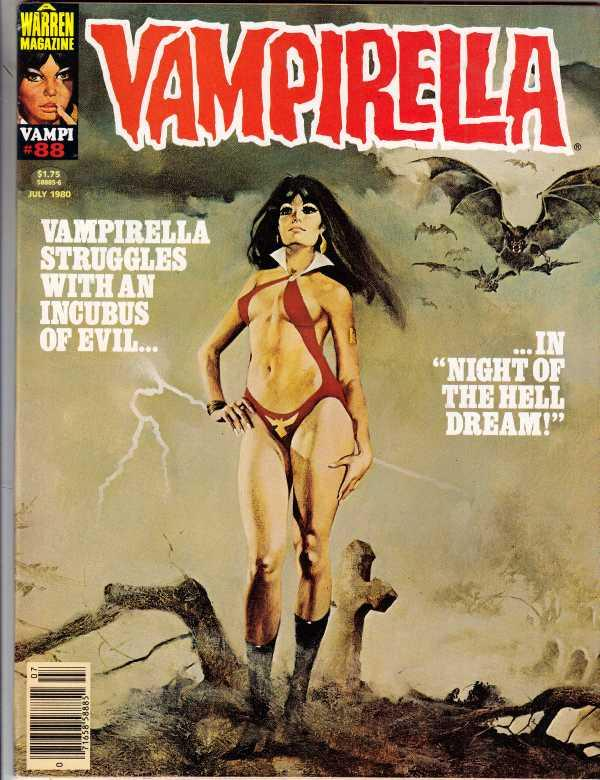 Vampirella Magazine #88 (Jul-80) VF/NM High-Grade