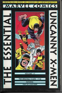Essential Uncanny X-Men Volume 1 TPB