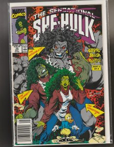 Sensational She-Hulk #15