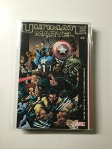 Ultimate Marvel Sampler #1 (2007) HPA