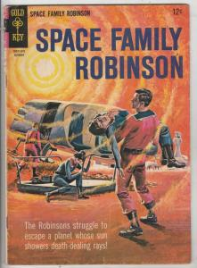 Space Family Robinson, Lost In Space #14 (Oct-65) VG/FN+ Mid-Grade Will Robin...