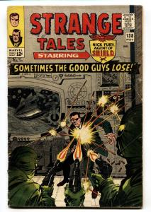 STRANGE TALES #138 comic book-First appearance ETERNITY vg-