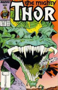 Thor (1966 series) #380, NM (Stock photo)